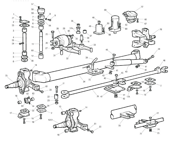 mercedes parts diagrams online